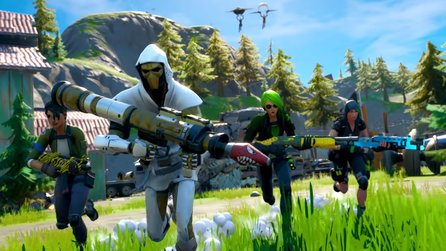 Fortnite Chapter 2: Battle-Pass-Trailer mit neuer Map, Skins und Booten