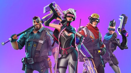 Fortnite - Server down, Patch 3.6 wird aufgespielt, bringt cooles Metal-Gear-Gadget
