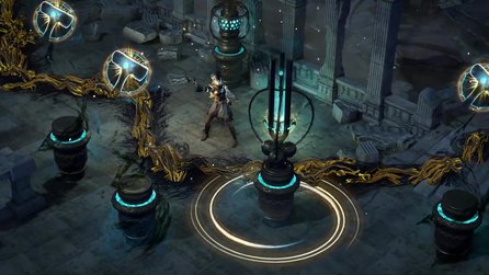 In Path of Exile: Blight bekommt ihr euer Loot mit Tower-Defense