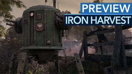 Iron Harvest - Weltexklusive Gameplay-Preview zu King Arts Strategie-Koloss