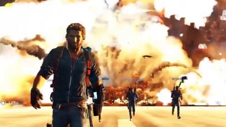 Just Cause 3 - Multiplayer-Mod: Gameplay-Video zum Beta-Start