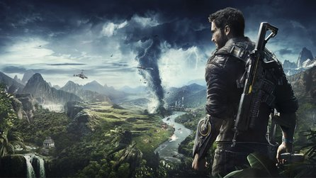 Just Cause 4 im Test - Zündet der Open-World-Krawall ein viertes Mal?