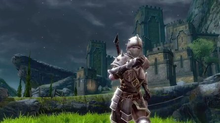 Kingdoms of Amalur: Reckoning - Gameplay-Trailer: »Ein Heldenhandbuch für Amalur«