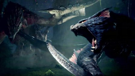 Monster Hunter World: Iceborne - Release-Datum & Features der PC-Version im Trailer