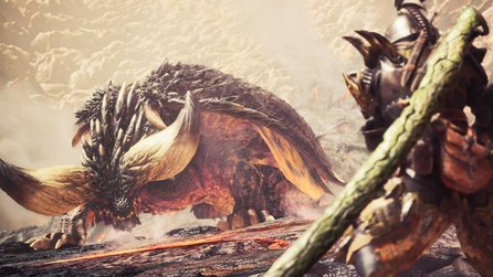 Monster Hunter World - Ein Hit, der Serien-Expertin Natascha trotzdem enttäuscht - GameStar TV