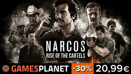 Narcos oder DEA? Rise of the Cartels - 19,94€ für Plus-User [Anzeige]