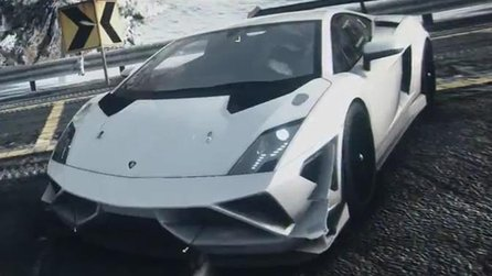 Need for Speed Rivals - Gameplay-Trailer: Lamborghini-DLC