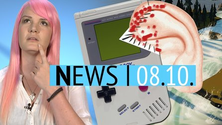 News - Mittwoch, 8. Oktober 2014 - Ohr ab nach GameBoy-Party & Steam-Halloween-Sale aufgetaucht