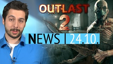 News - Freitag, 24. Oktober 2014 - Hardware-Horror bei Assassin's Creed Unity & Outlast 2 kommt