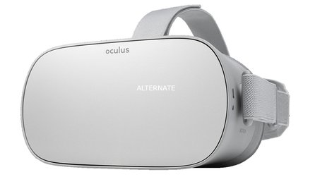 Oculus Go 32GB VR-Brille für 149,90 € - Adventskalender auf Alternate.de