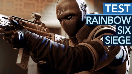 Rainbow Six: Siege - Test-Video: Taktische Meisterleistung