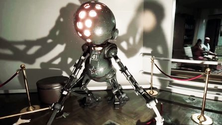 Raytracing in Spielen - Trailer: Licht-Effekte & Spiegelungen im Shooter Atomic Heart