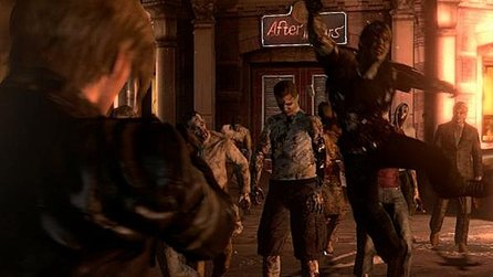 Resident Evil 6 - E3 2012: Demo-Gameplay