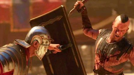 Ryse: Son of Rome - Gameplay-Trailer zum »Mars's Chosen«-Pack