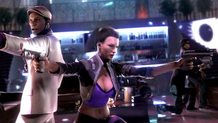 Saints Row: The Third - E3-Cinematic-Trailer
