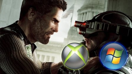 Splinter Cell: Conviction - Grafik-Vergleich: PC gegen Xbox 360
