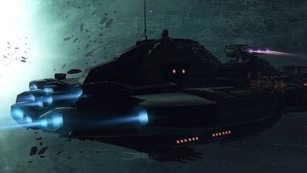 Star Conflict - Trailer zu den Dreadnoughts aus Season 2