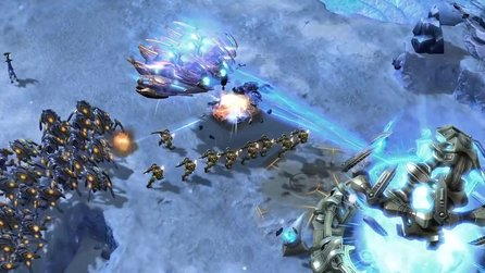 StarCraft 2: Legacy of the Void - Entwickler-Video erklärt die Koop-Missionen