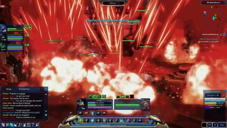 StarCraft Universe - Gameplay-Trailer des StarCraft RPGs