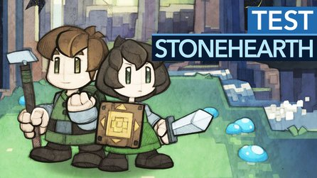 Stonehearth - Test-Video: Flucht aus dem Early Access