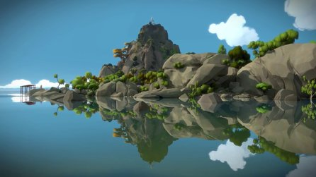 The Witness - Gameplay-Trailer mit Release-Termin