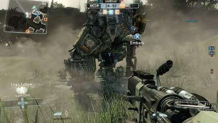 Titanfall - Gameplay-Video aus der Angel City Demo