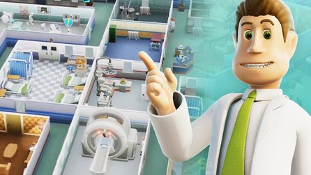 Two Point Hospital - 8 Minuten Gameplay: So spielt sich das neue Theme Hospital
