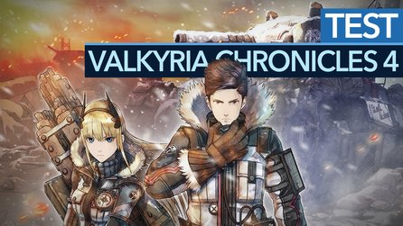 Valkyria Chronicles 4 - Testvideo zum Anime-Strategiespiel