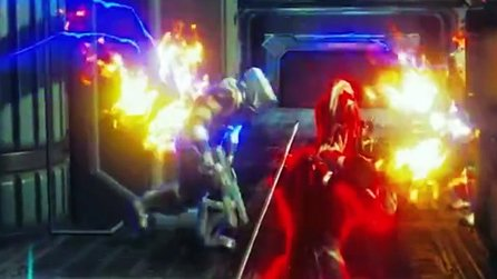 Warframe - Trailer zu PhysX-Effekten