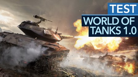 World of Tanks 1.0 - Test-Video: So klasse ist der Free2Play Panzer-Hit auch nach 7 Jahren