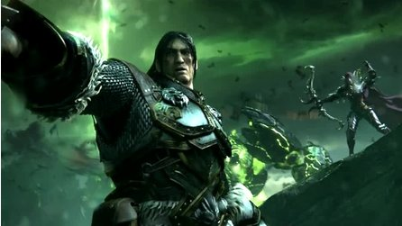 World of Warcraft: Legion - Cinematic Render-Trailer mit Sylvanas und König Varian Wrynn
