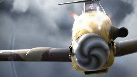World of Warplanes - gamescom-Trailer: Free2Play-Luftkampf im Zweiten Weltkrieg