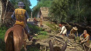 Kingdom Come: From the Ashes Test - Aus Rollenspiel wird Dorfbau-Management