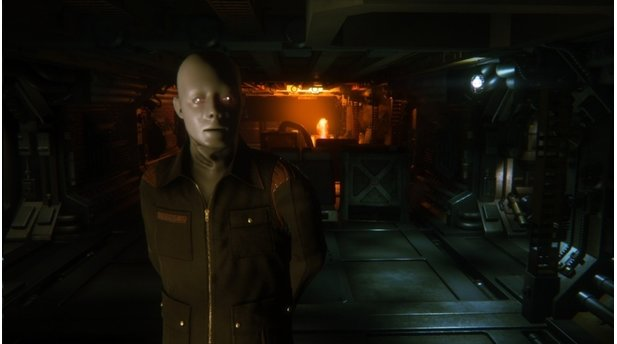 <b>Alien Isolation</b><br/>Screenshots aus dem DLC »Lost Contact«