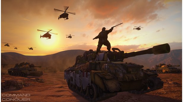 Command + Conquer - Screenshots von der Gamescom 2013