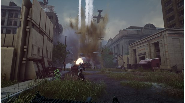 Eximius: Seize the Frontline - Screenshots