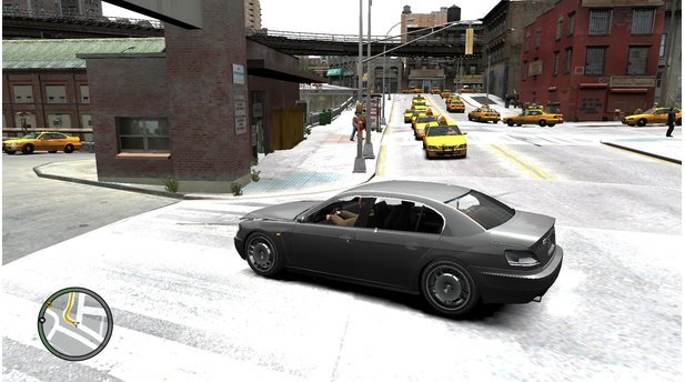 GTA 4 ICEnhancer-2.1-Final-Screenshots
