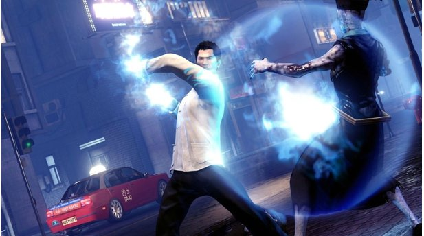 Sleeping Dogs - Screenshots aus dem Zombie-DLC »Nightmare in North Point«