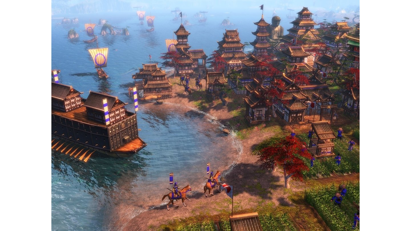 Age of Empires 3: The Asian Dynasties 6