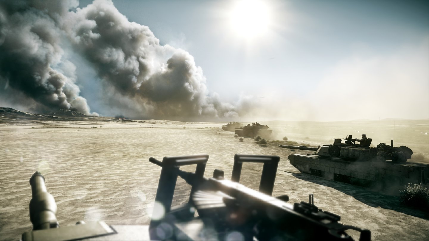Battlefield 3Screenshots von der E3.