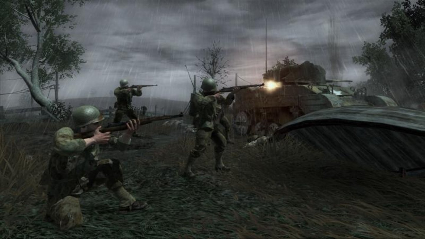 call of duty 3 wii 5