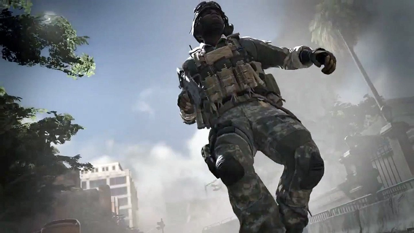 Call of Duty: Ghosts - Screenshots aus dem Ankündigungs-Trailer