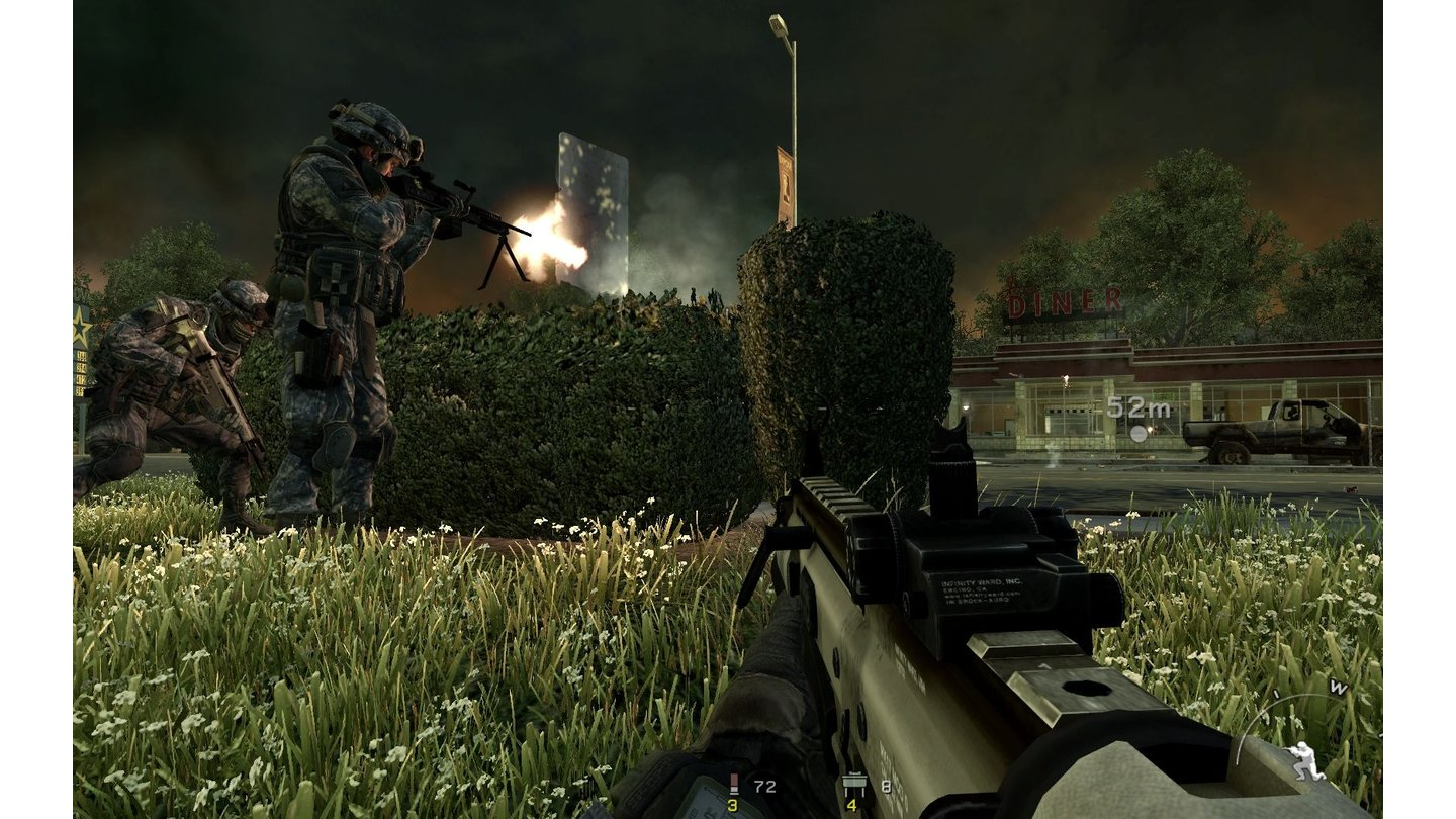 Call of Duty: Modern Warfare 2 - PC-Screenshots