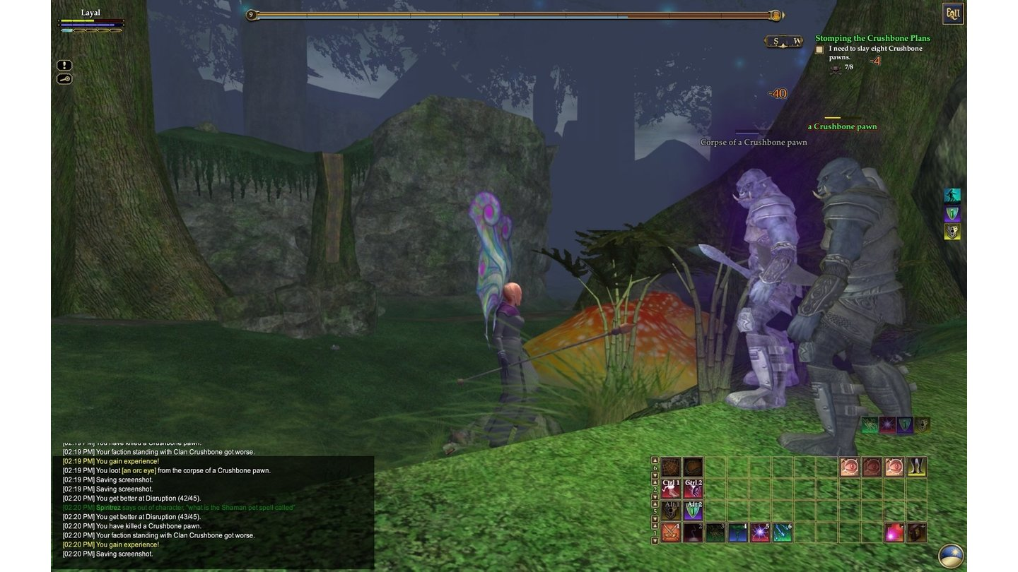 Everquest 2: Echoes of Faydwer 40