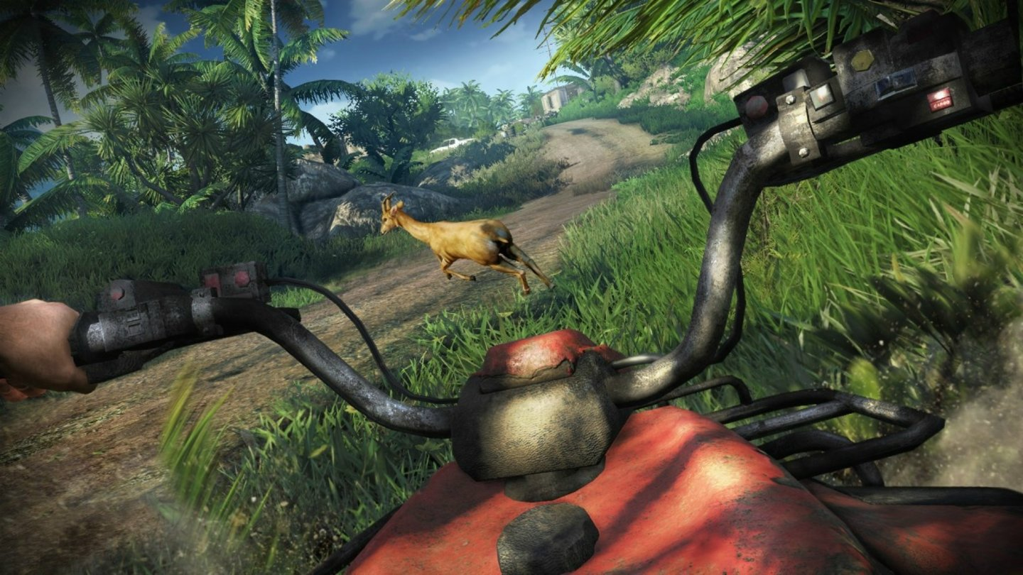 Far Cry 3 - gamescom-Screenshots