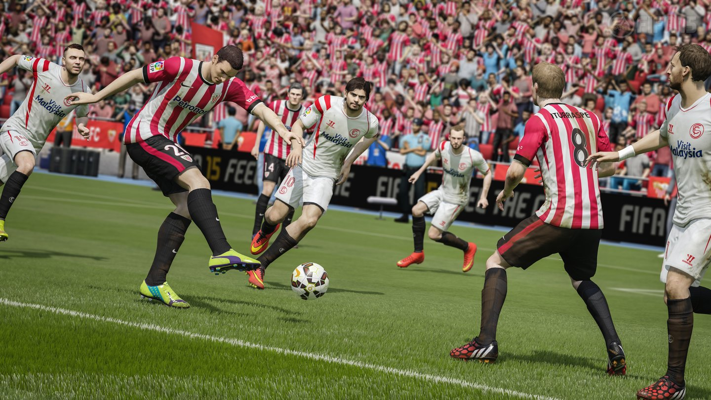 FIFA 15 - Screenshots aus der Xbox-One-Version