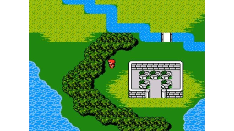 Final Fantasy II NES - GameStar