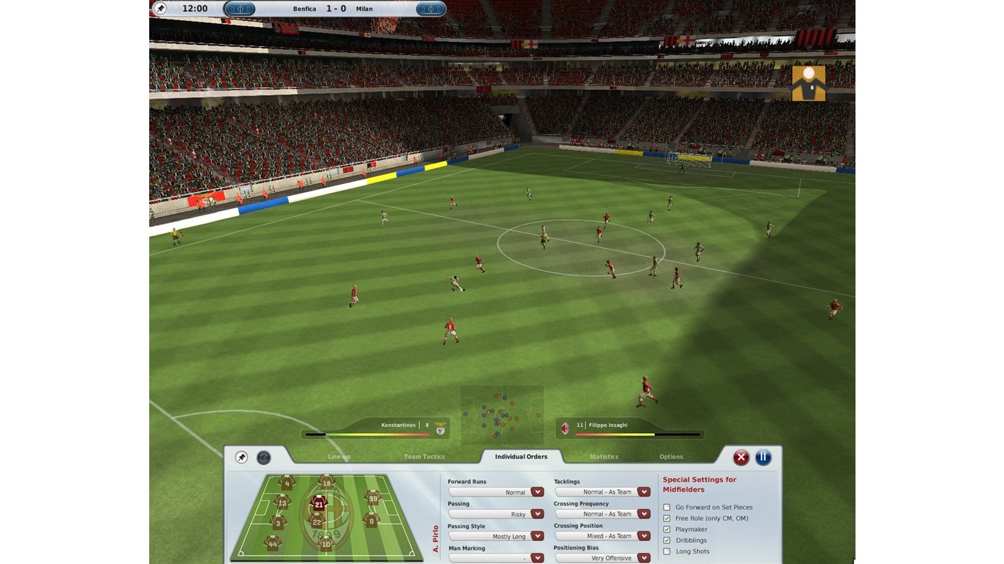 FUSSBALL MANAGER 09_1