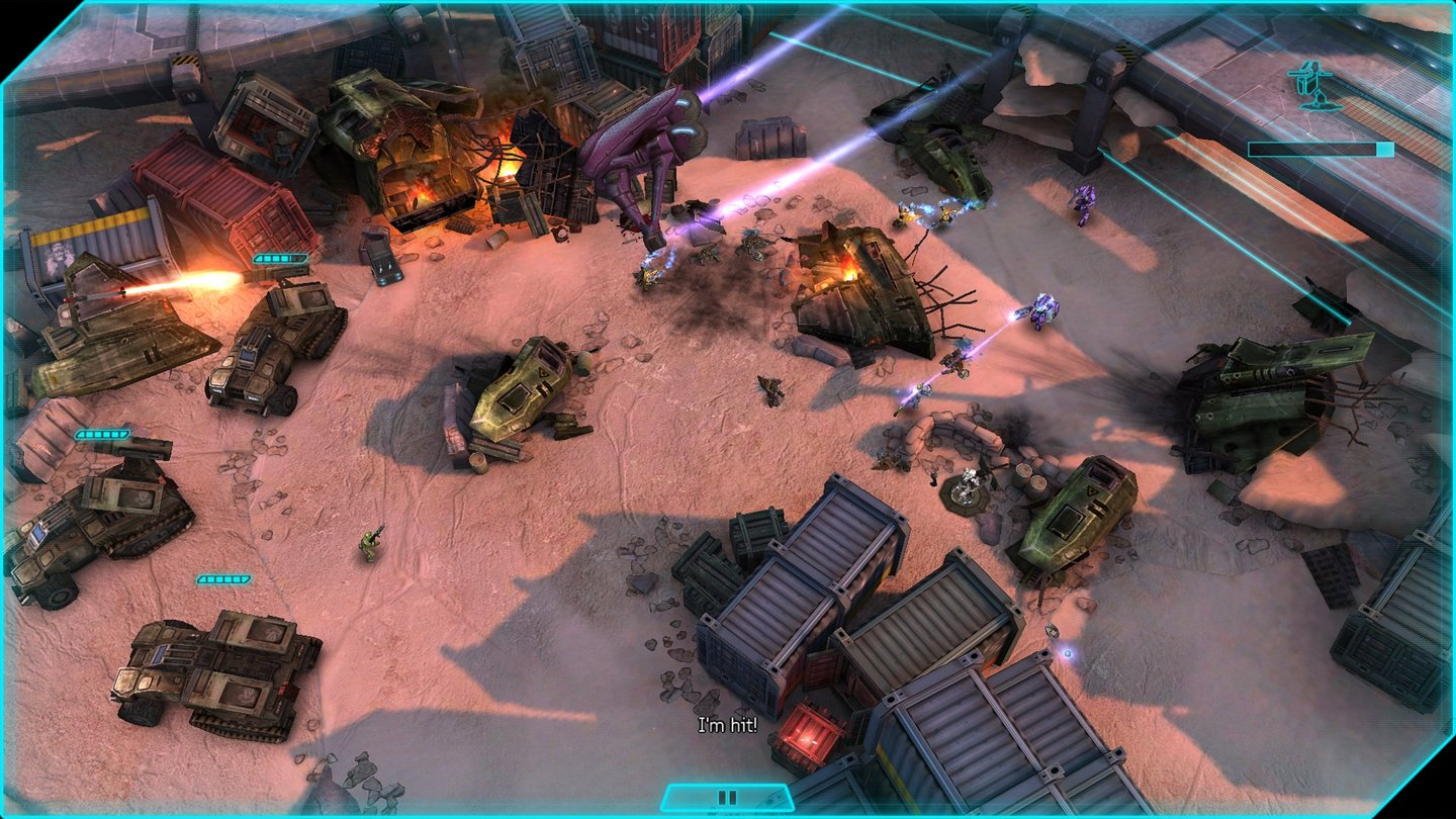 Halo: Spartan Assault - Screenshots