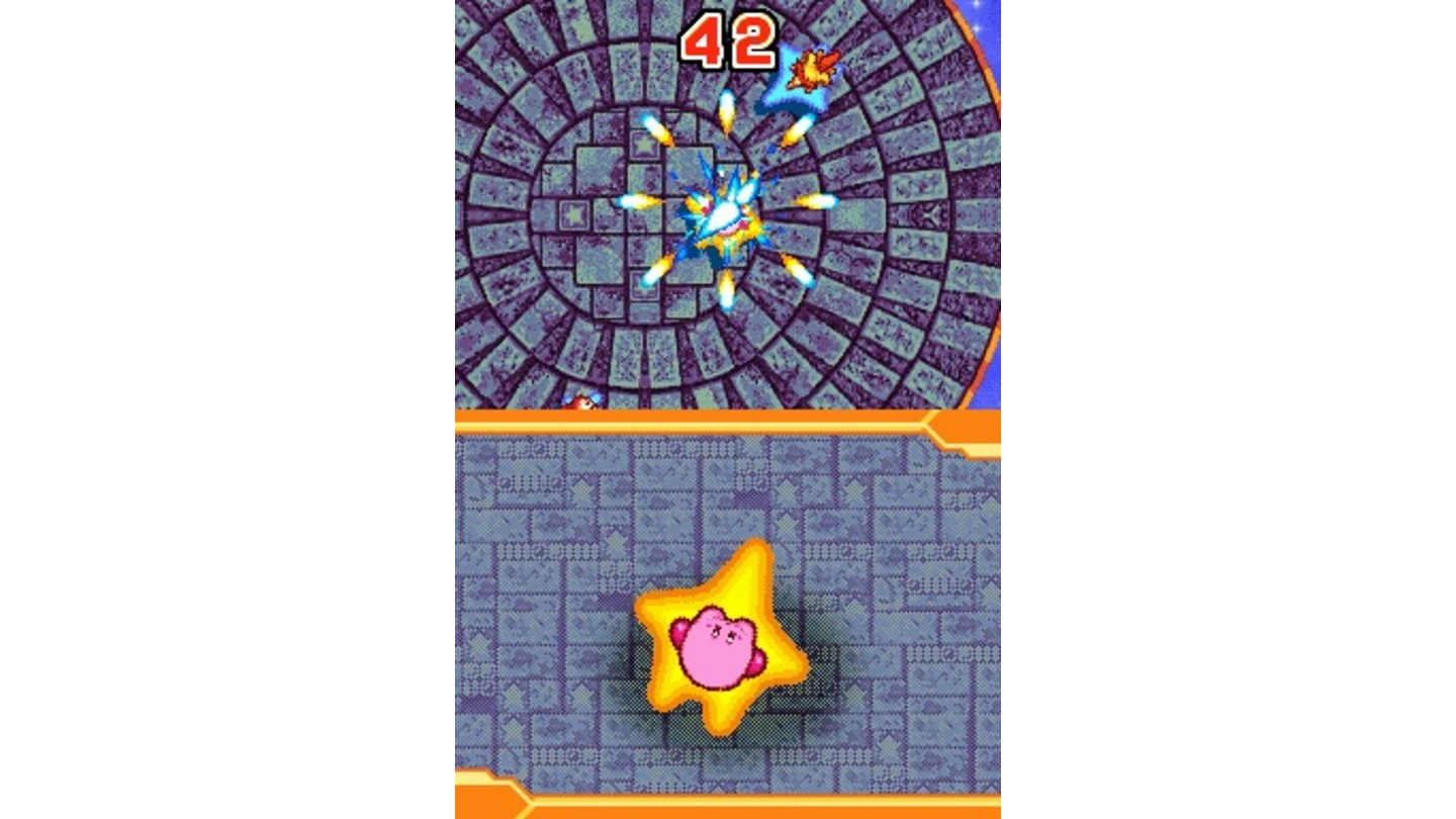 Kirby Mouse Attack DS 20